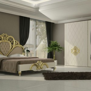 GOLDLINE BEDROOM