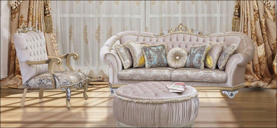 Groovy Gozde Pink Sofa Set Living Armonna Furniture Onthecornerstone Fun Painted Chair Ideas Images Onthecornerstoneorg