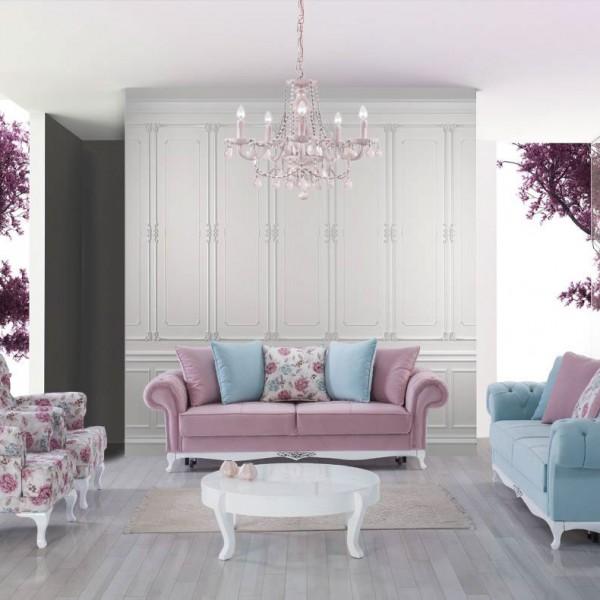Orkide Sofa Set